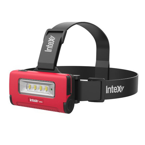 Lumo 2.5W Rechargeable LED Head Lamp