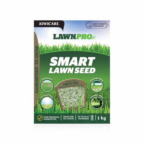 LawnPro Smart Lawn Seed 1kg Grey