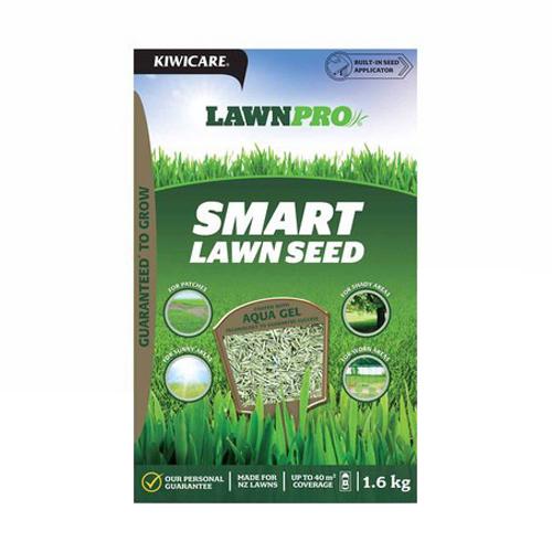 LawnPro Smart Lawn Seed 1.6kg Grey