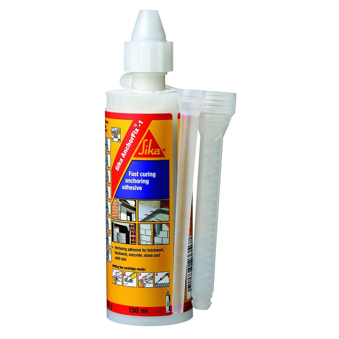 Anchorfix 1 150ml Fast Curling Polyester Anchoring Adhesive