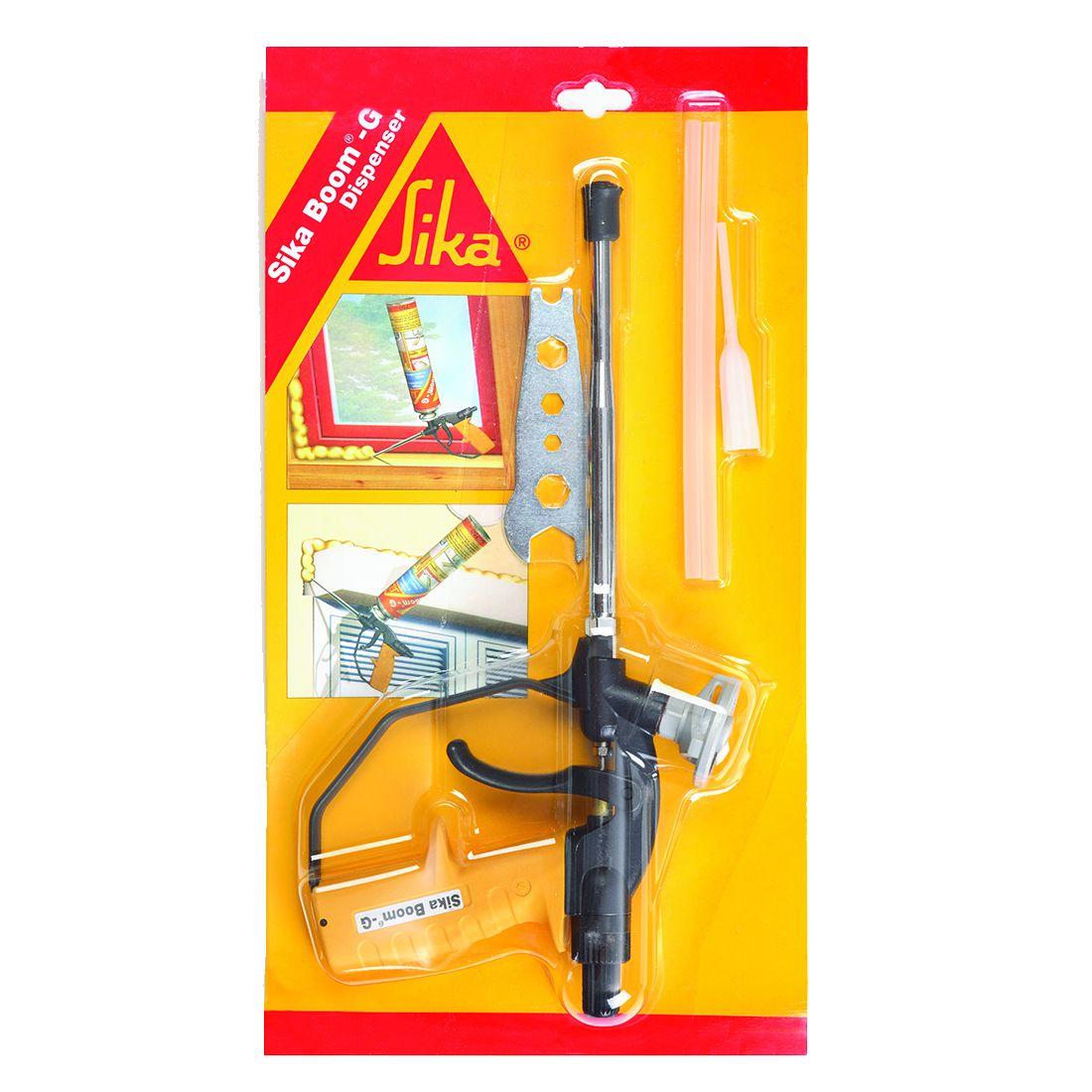 Boom G Dispenser Gun Blister Pack