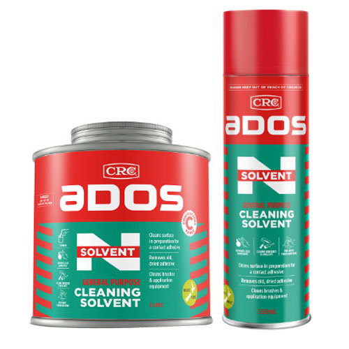 ADOS Solvent N 500ml Adhesive Cleaner & Thinner