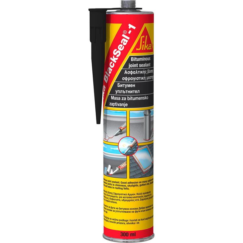 Blackseal-1 300ml Bitumen Based Joint Sealant