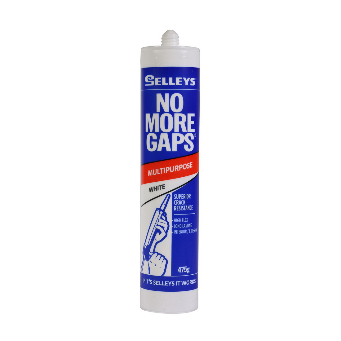No More Gaps 475g Multi-purpose Gap Filler White