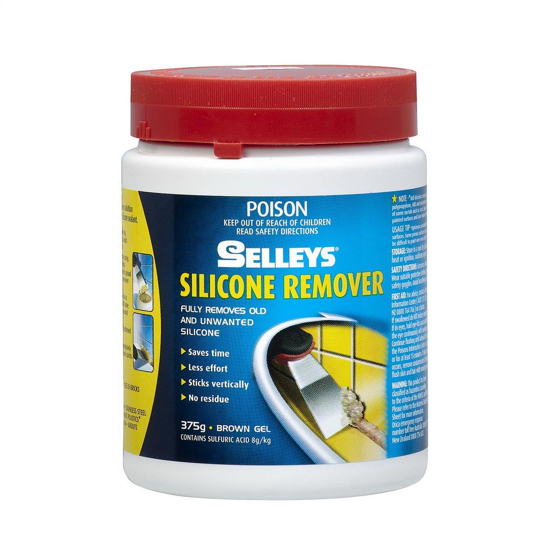 375G Silicone Remover