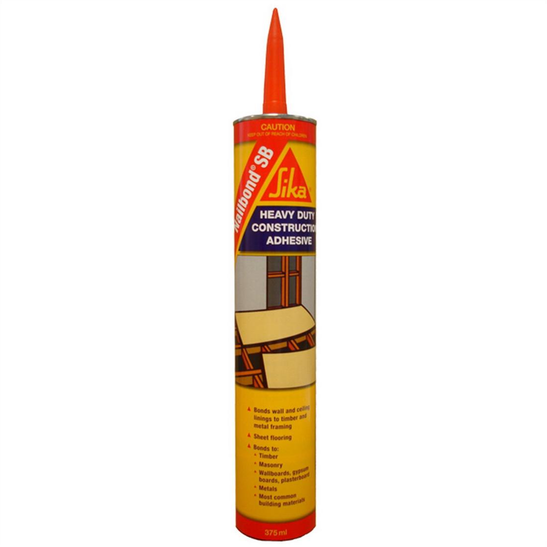 Nailbond Sb 375ml Original Stud & Wallboard Adhesive Beige