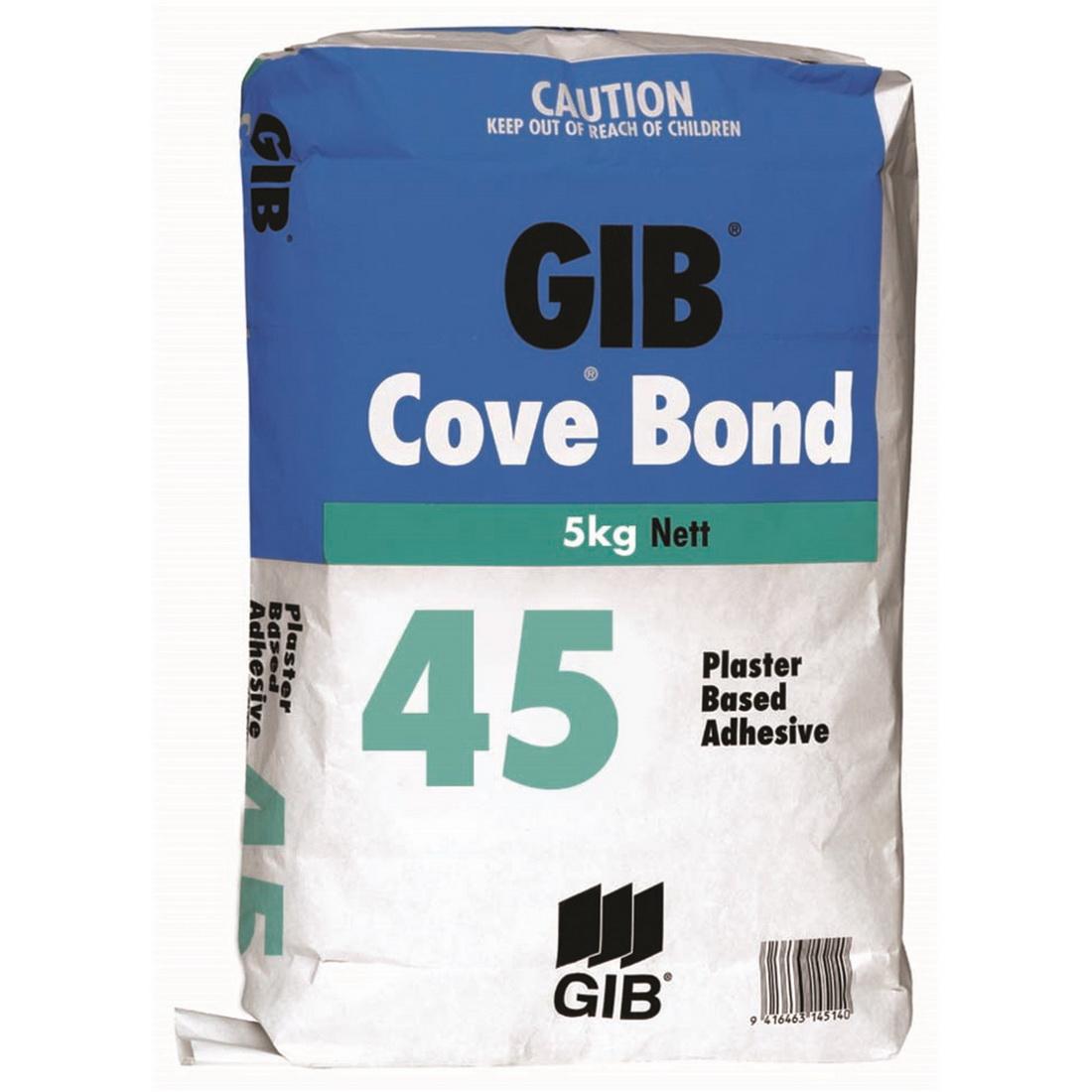 Cove Bond 5kg 90 Mins Setting Compound/Plaster Adhesive Off White