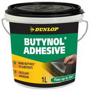 Butynol Adhesive 1L Pail