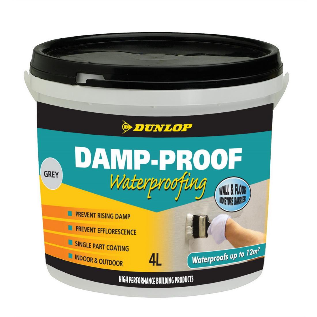 Damp-proof Waterproofing 4L