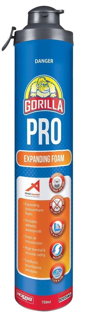 Pro Expanding Fosm Click & Fix 750ml