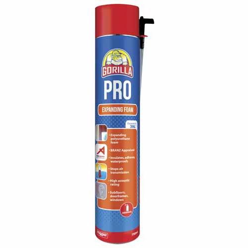 Pro 400mL Expanding Foam 2pk