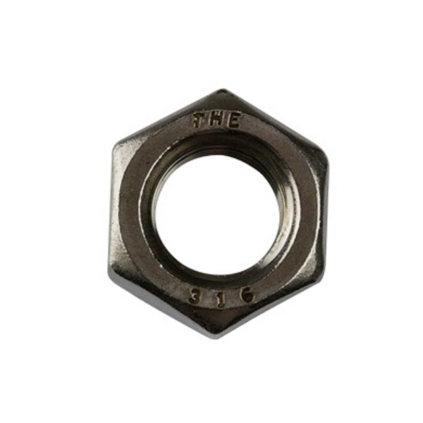 Hexagon Nut M12 T316 Stainless Steel NHHM61200N2