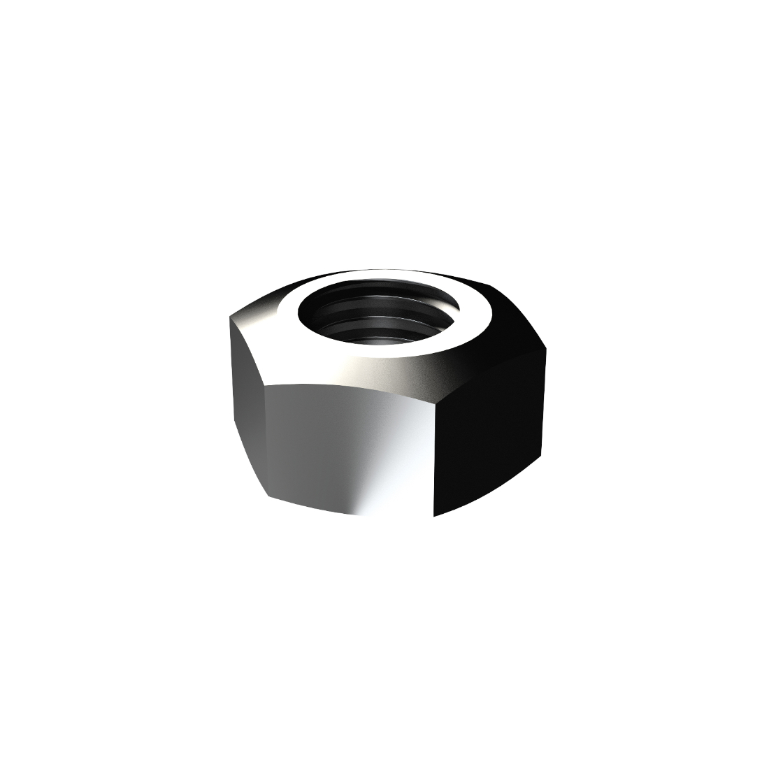Hexagon Nut M12 T316 Stainless Steel NHHM61200N2