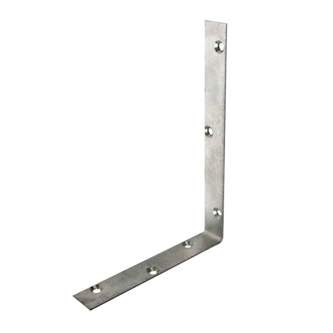 Angle Bracket 100 x 22mm Zinc Plated BANSZ100E022R