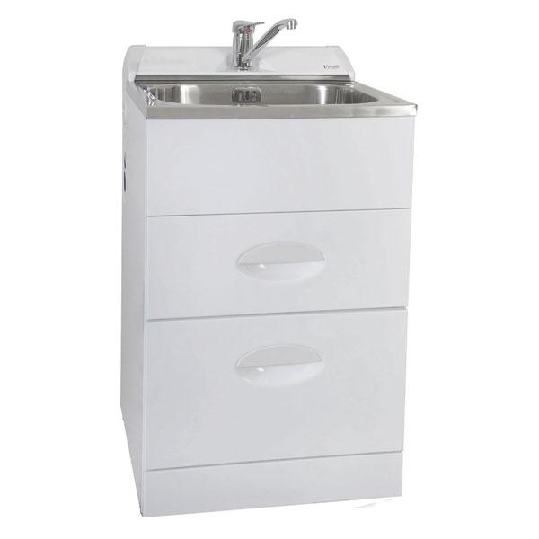 Laundry Tub Max 2 Drawer 560mm