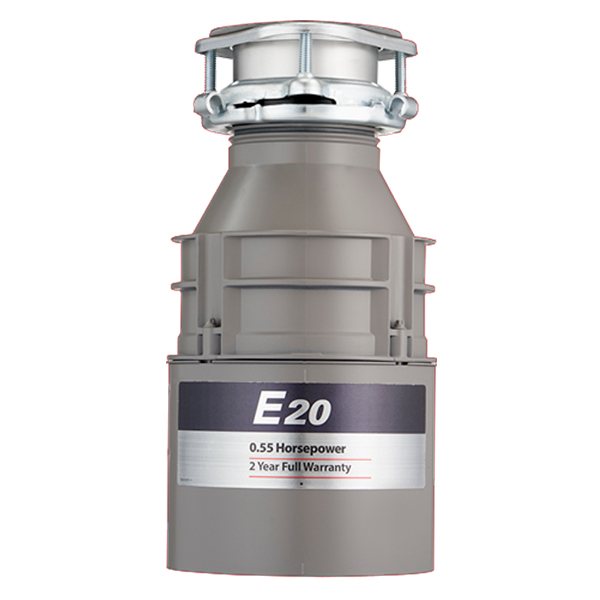 Model E20 Disposer .55Hp