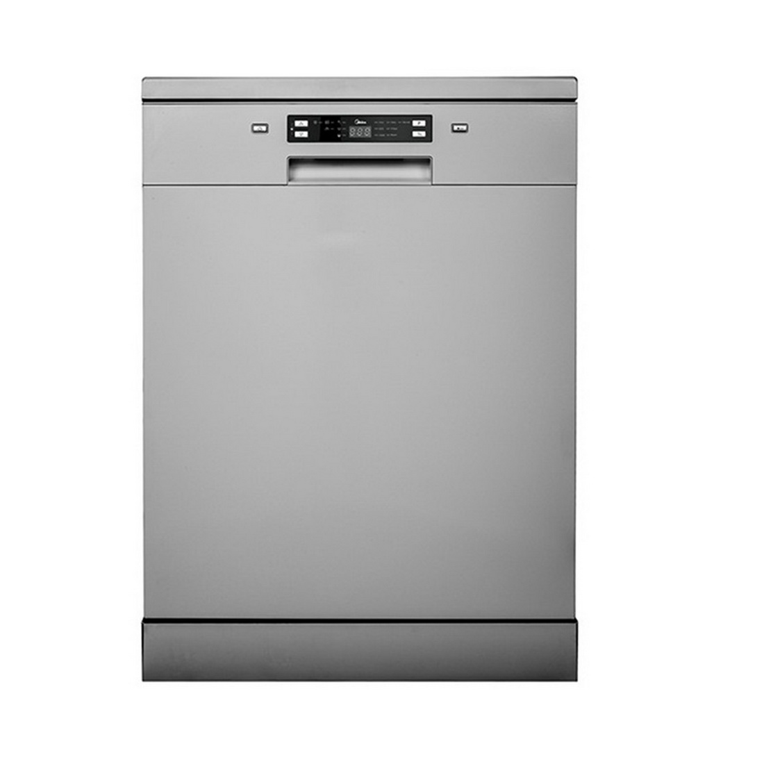 Freestanding Dishwasher with Cutler Basket 14 Place Setting Stainless Steel JHDW142FS