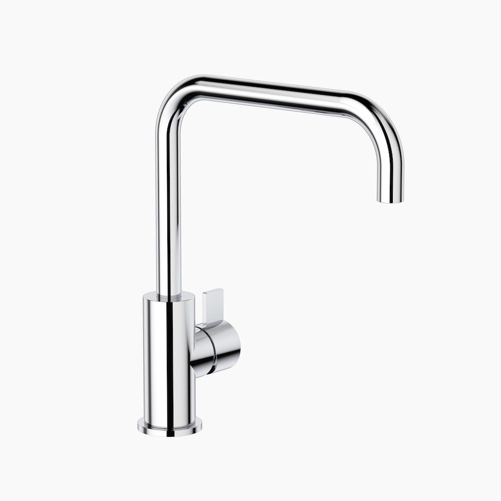 Round Blade Sink Mixer Chrome CL10017.C4A