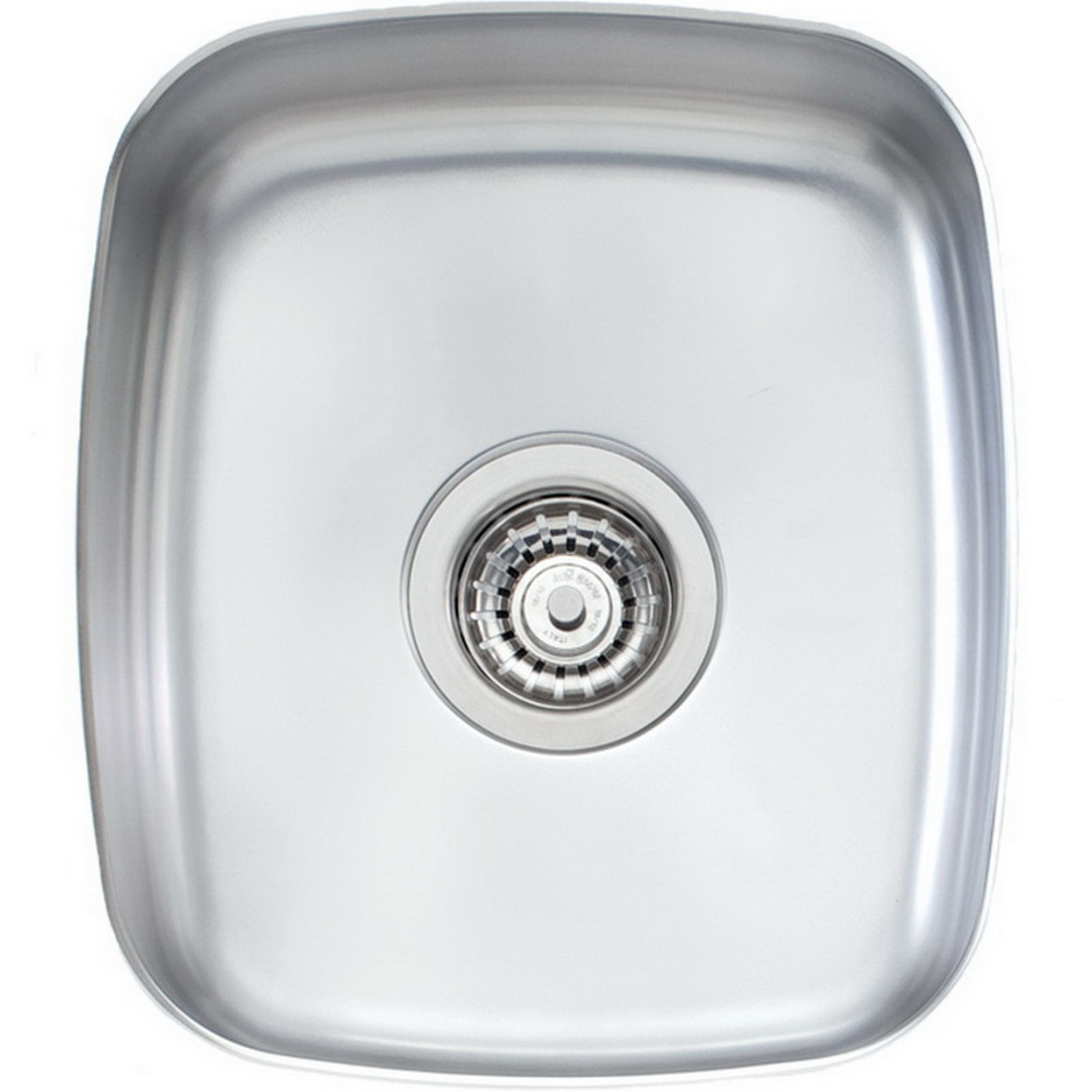 Endeavour Standard Single Sink Bowl Undermount