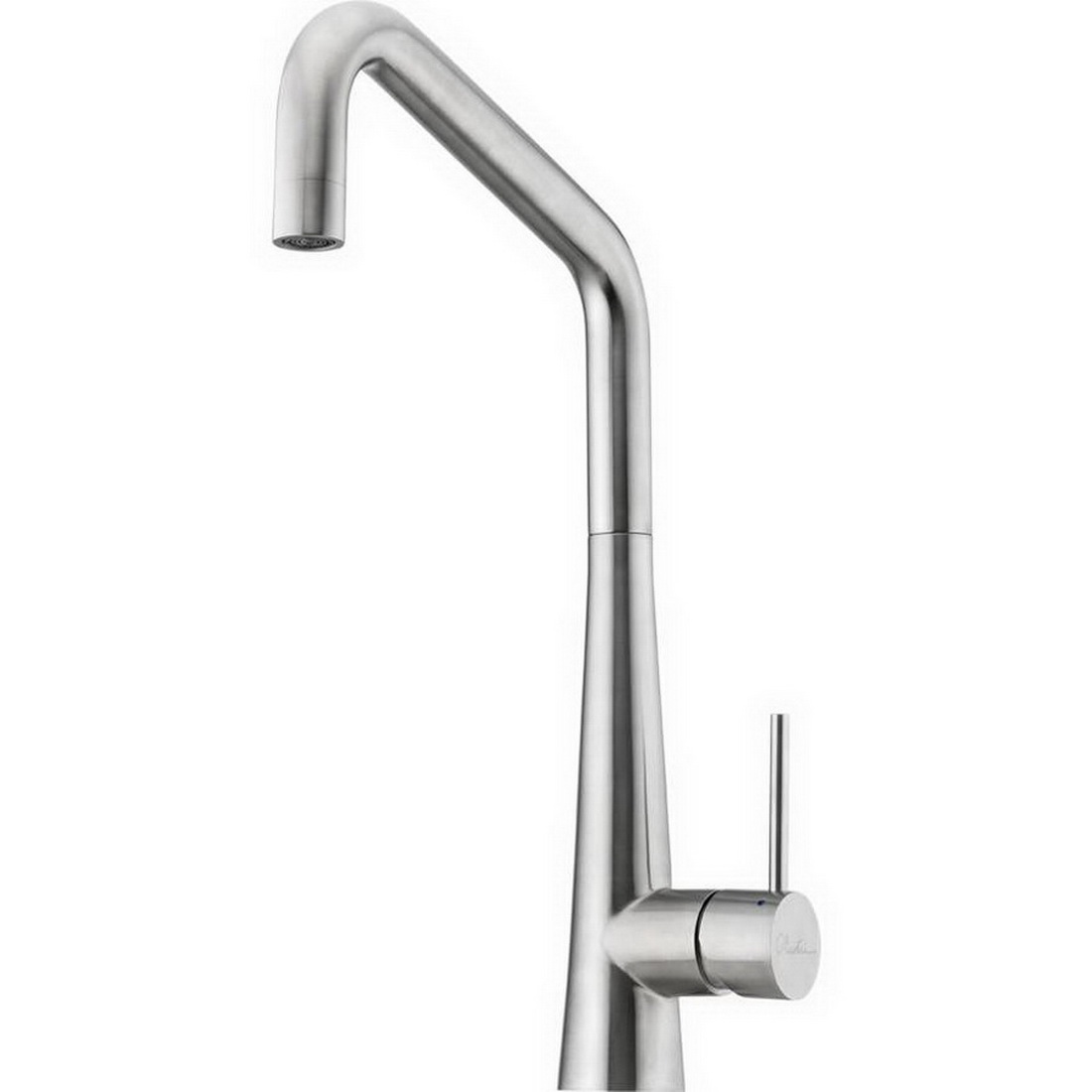 Essente Stainless Steel Square Goose Neck Mixer