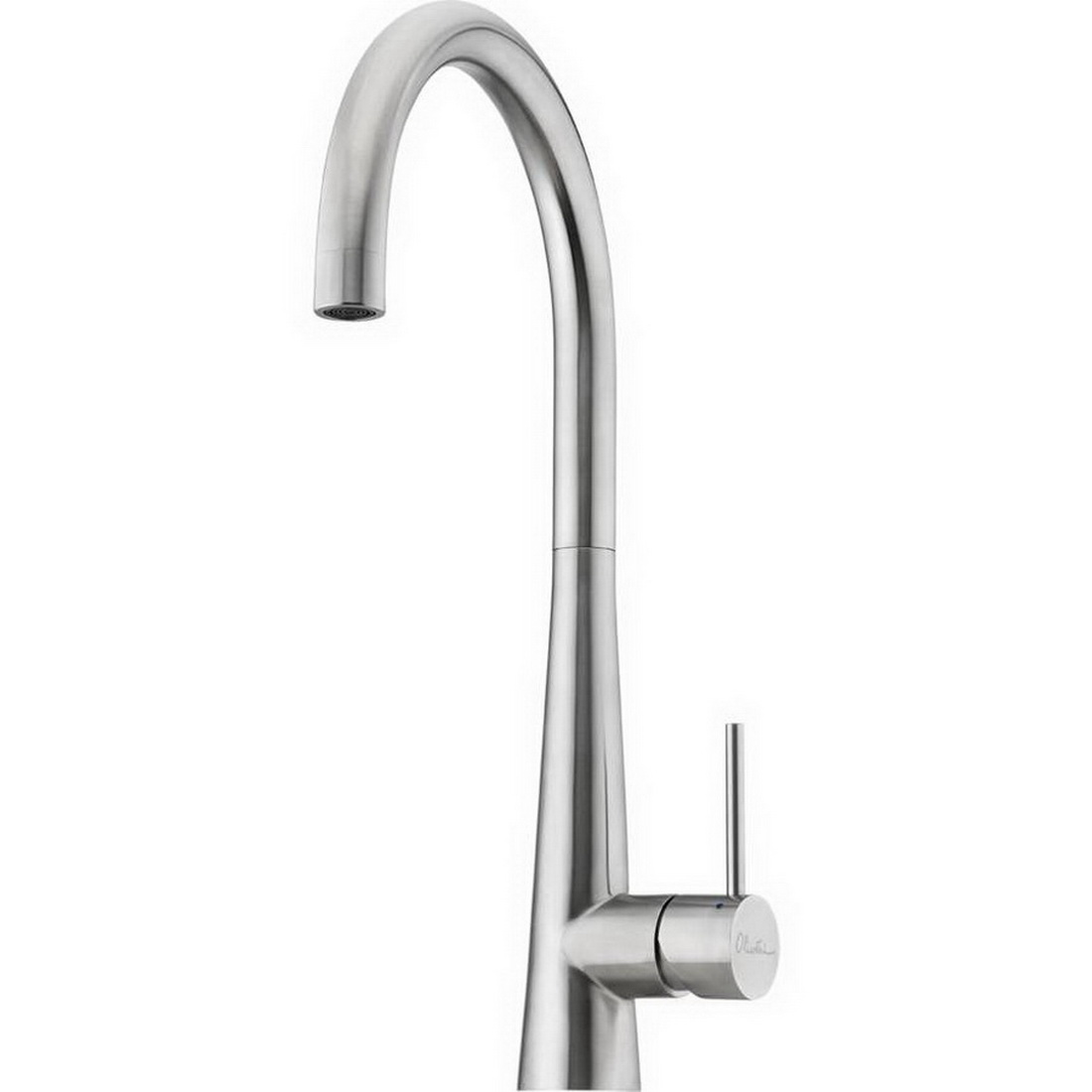 Essente Goose Neck Mixer Stainless Steel