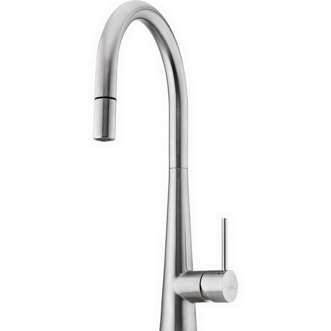 Essente Goose Neck Pull Out Mixer Stainless Steel