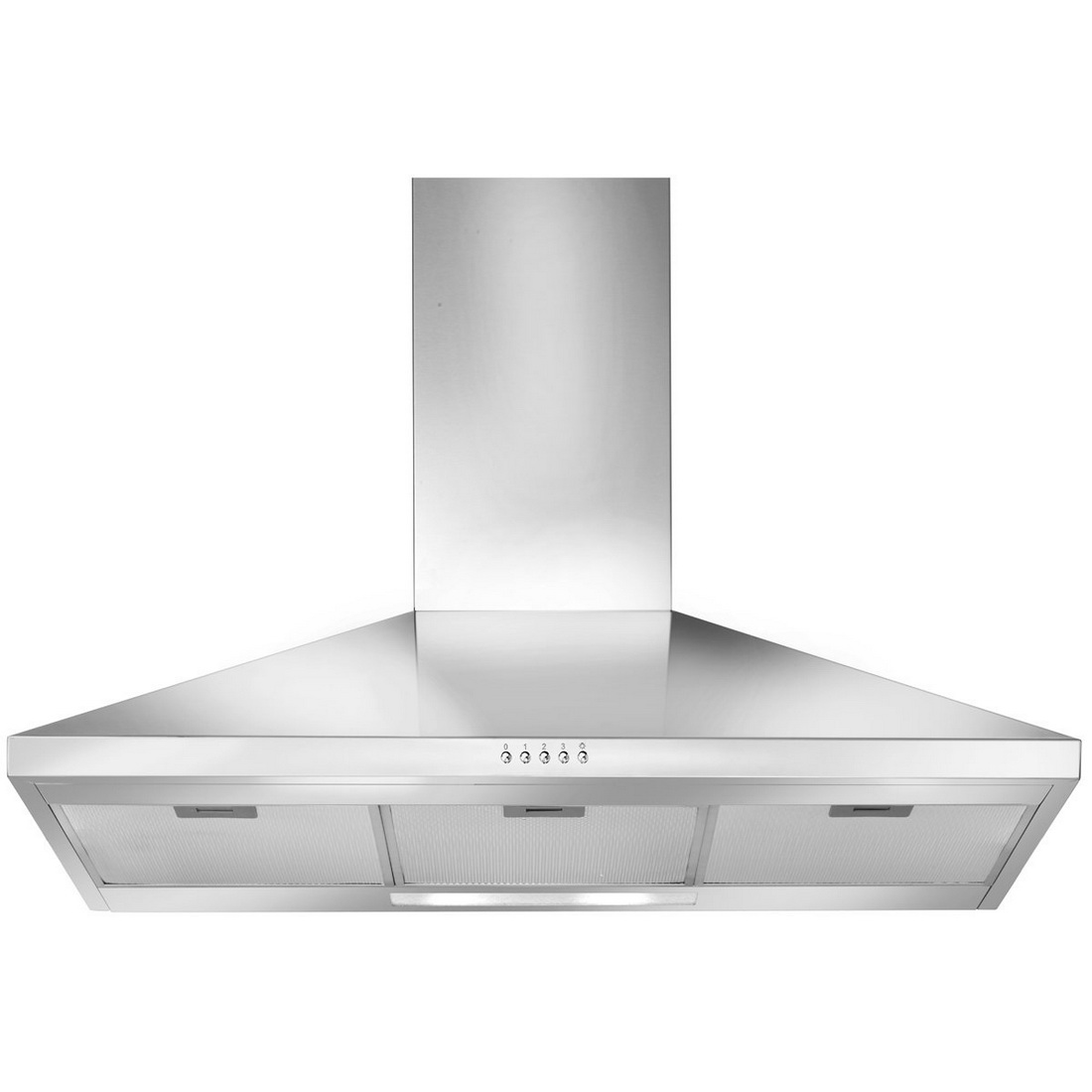 Canopy Wall Mount Rangehood 90cm Stainless Steel ACH900X