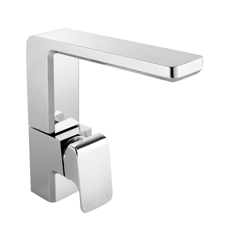Kiri Sink Mixer Swivel Spout 200mm Chrome