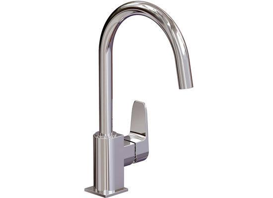 Urban Sink Mixer All Pressure Chrome