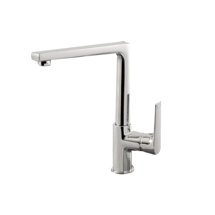 Sink Mixer Cast Spout Chrome
