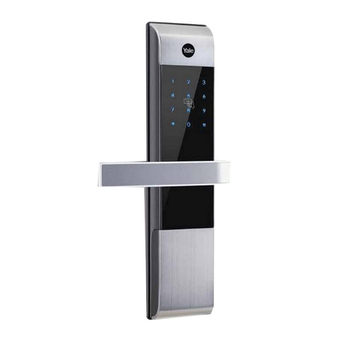 Assa Abloy 3109+ Digital Mortise Door Lock Stainless Steel SYDM3109PLUS/60