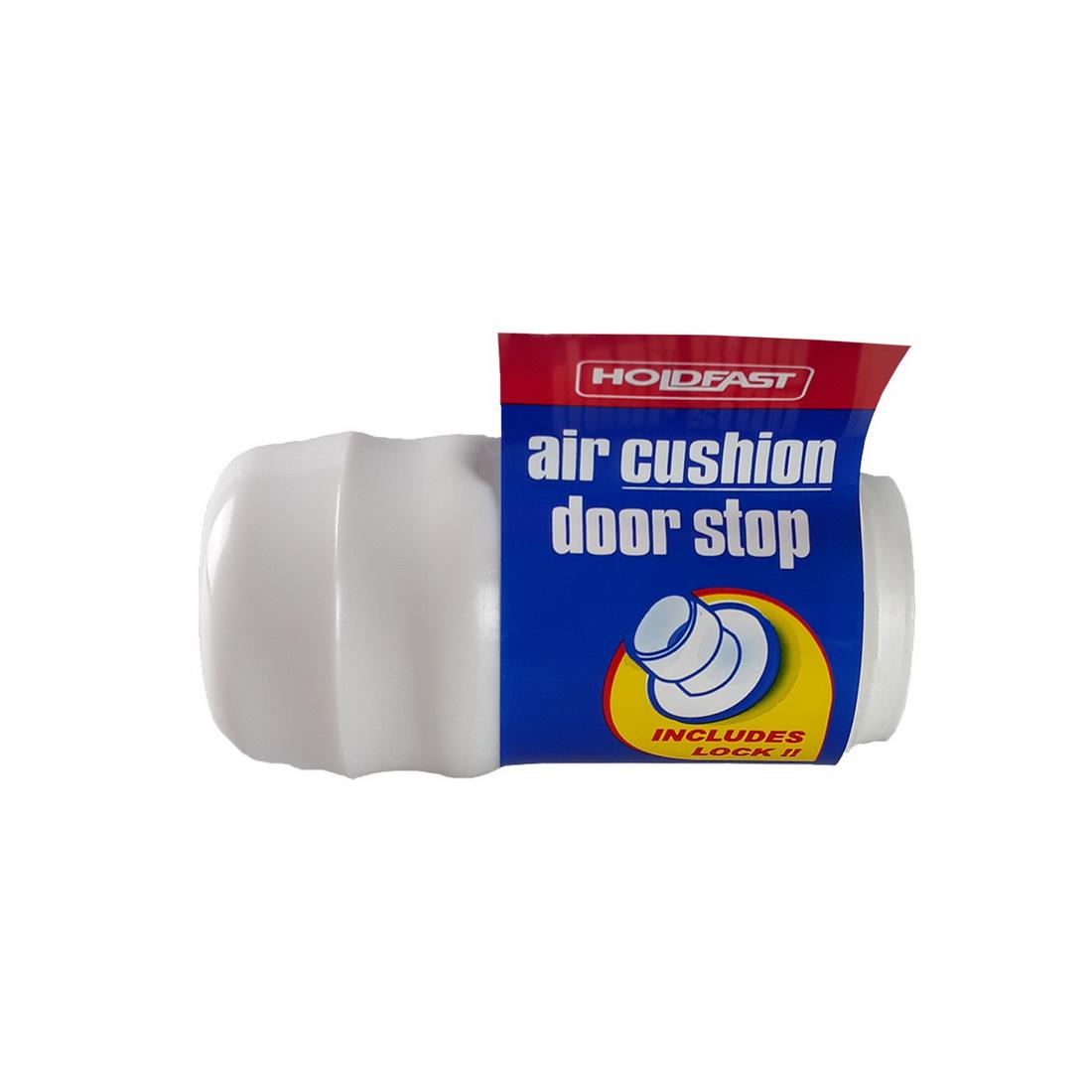 Air Cushion Door Stop PVC White 70107265