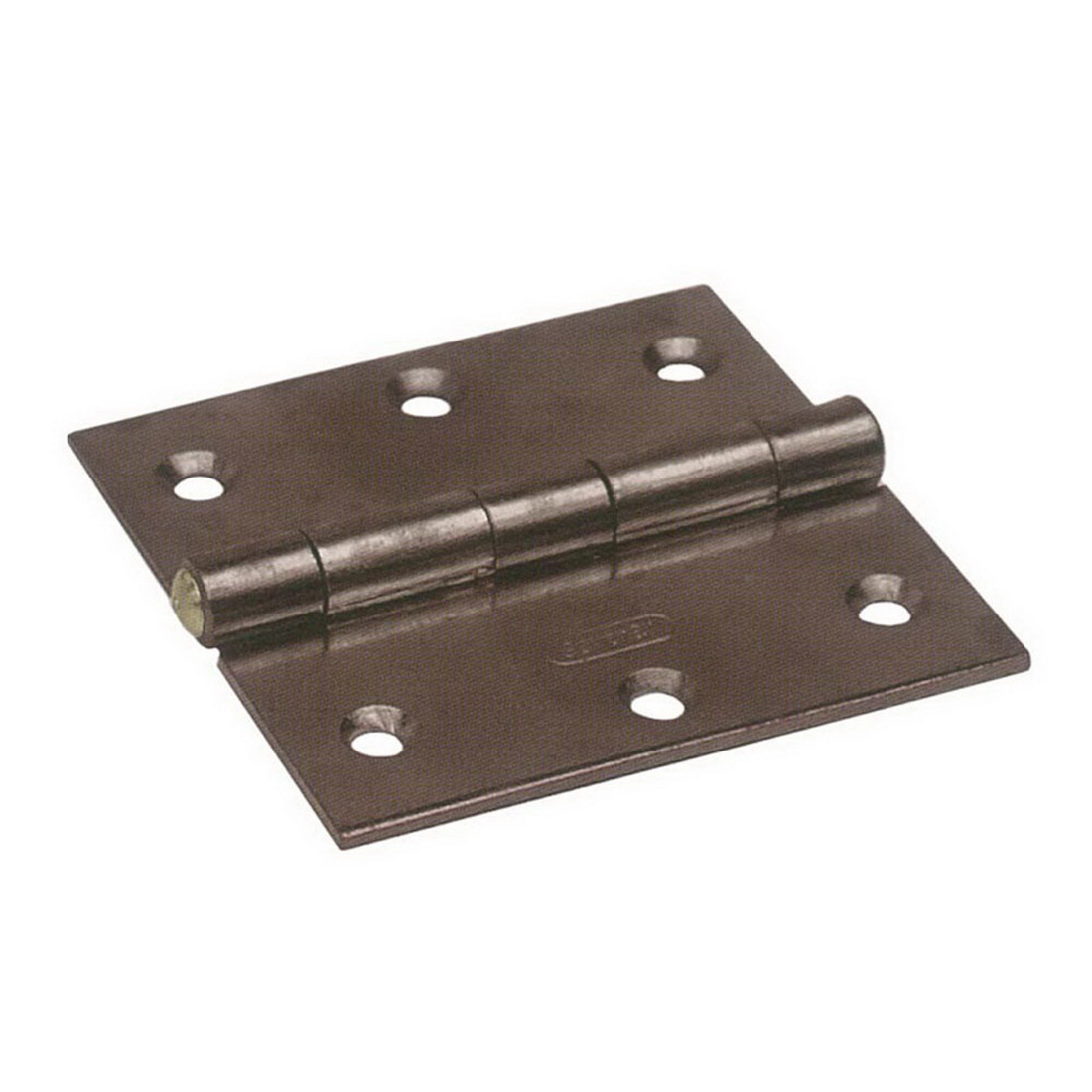 100 x 100mm Loose Pin Wide Butt Hinge Florentine Bronze