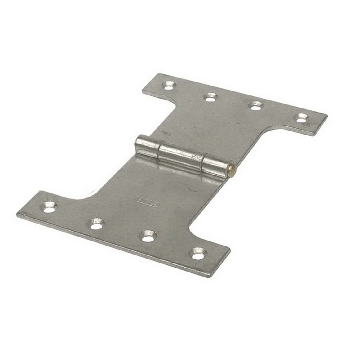 127mm Fixed Pin Wide Throw Parliament Butt Hinge 304 Stainless Steel