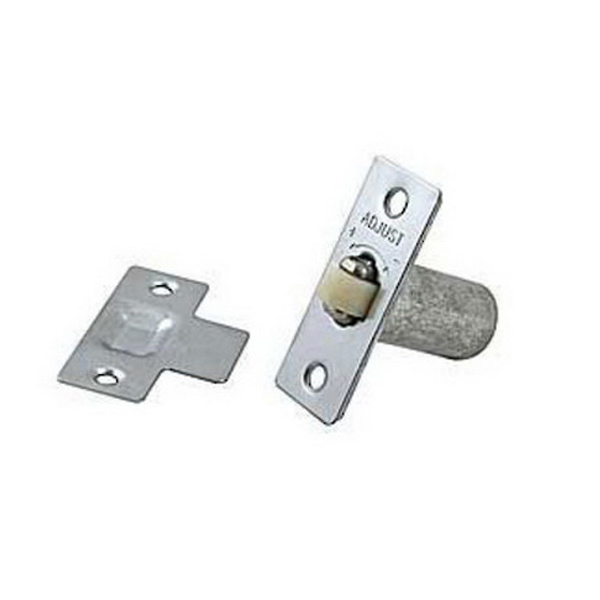 Roller Bolt Satin Chrome Plate RB601.SCP