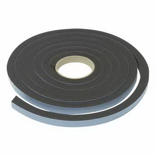 SF70 Multi-Purpose Sponge Seal 12 x 12mm x 2.5m EPDM Rubber Black 5967