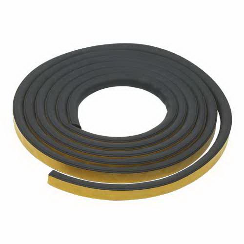 SD14 Multi-Purpose Sponge Seal 14 x 12mm x 3m EPDM Rubber Black 5970