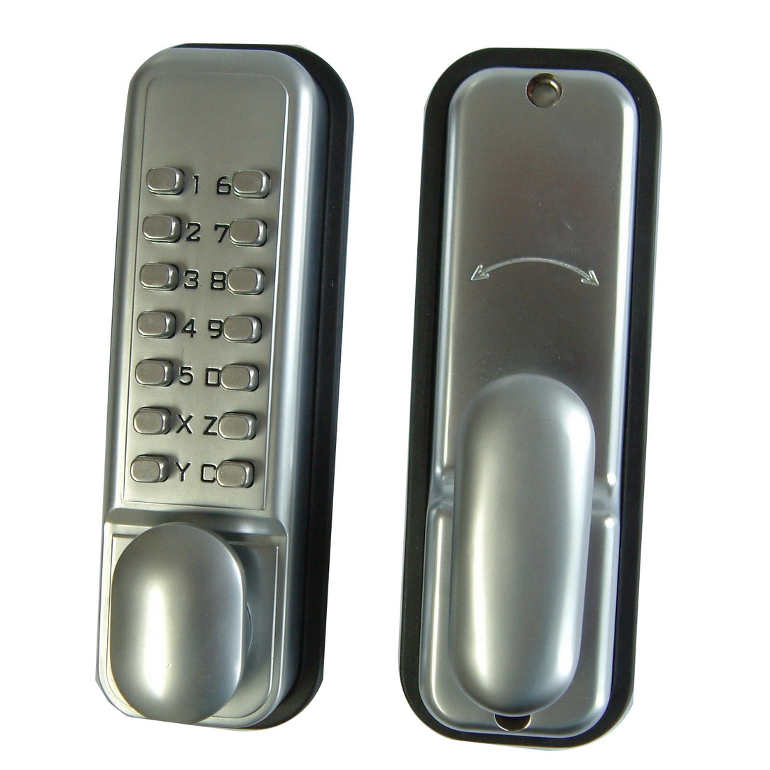 STD Digital Entrance Door Lock 10 Button Recodeable SCP