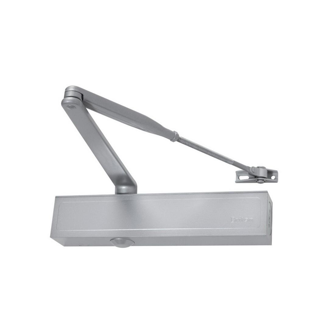 1120 Series Door Closer Die-Cast Aluminium Sprayed Silver