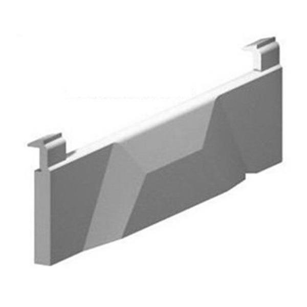 Securicraft Standard Adhesive Window Wedge 3mm Black