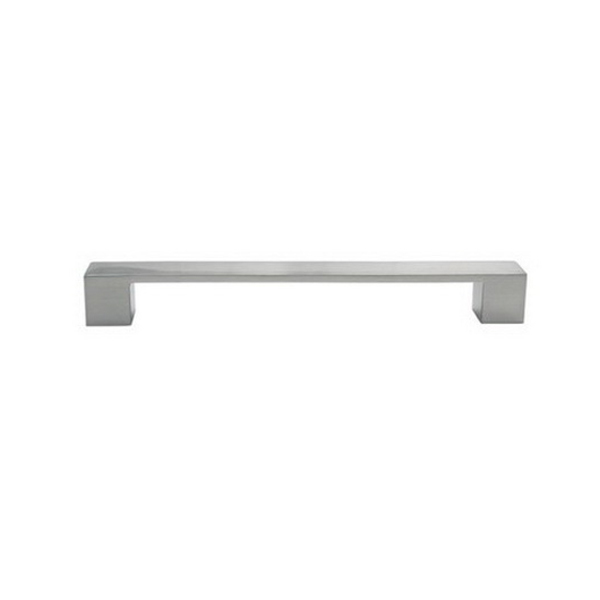 Polo Cabinet Handle 160mm Zinc Die-Cast Brushed Nickel 6334-BN