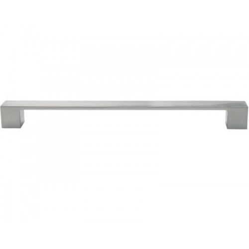Polo Cabinet Handle 192mm Zinc Die-Cast Brushed Nickel 6335-BN