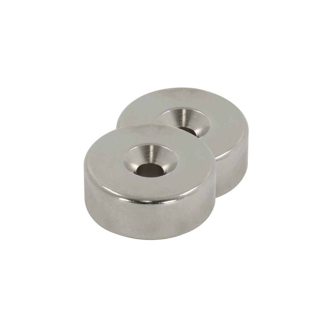 Extra Strength Door Magnet 25 diameter x 10mm