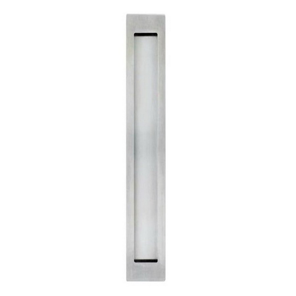Long Square Flushpull 250 x 37mm Stainless Steel 5305-SS