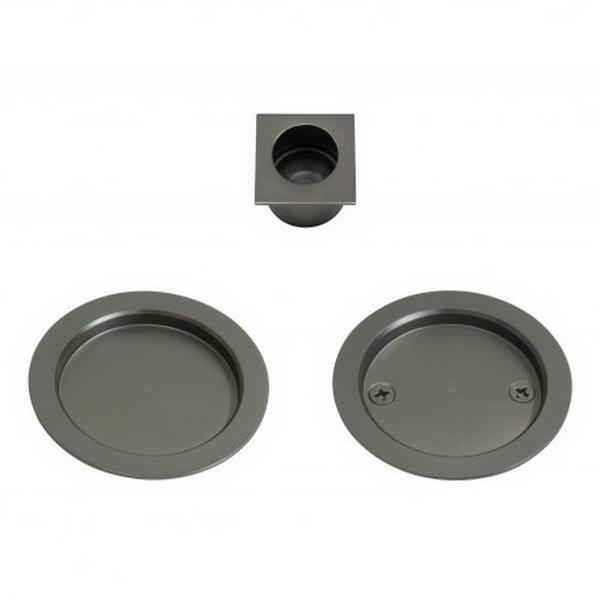 Round Cavity-Suite Passage Kit Graphite Nickel