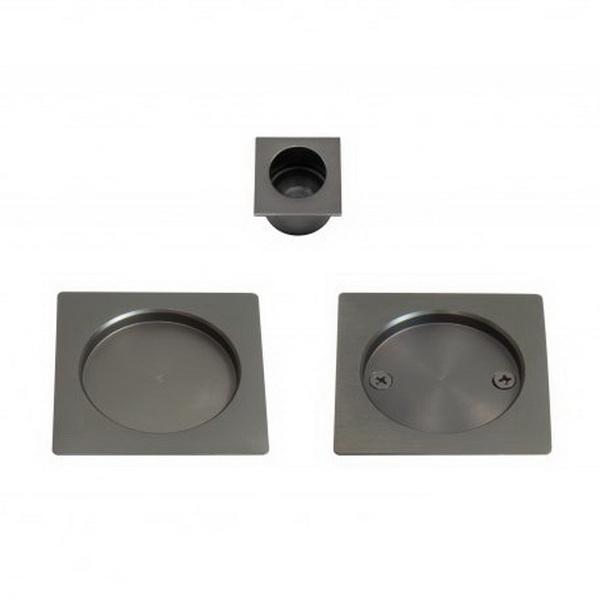 Square Cavity-Suite Passage Kit Graphite Nickel
