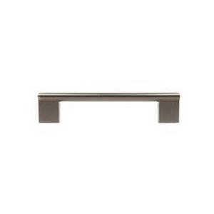 Minerva Cabinet Handle 96mm Graphite Nickel