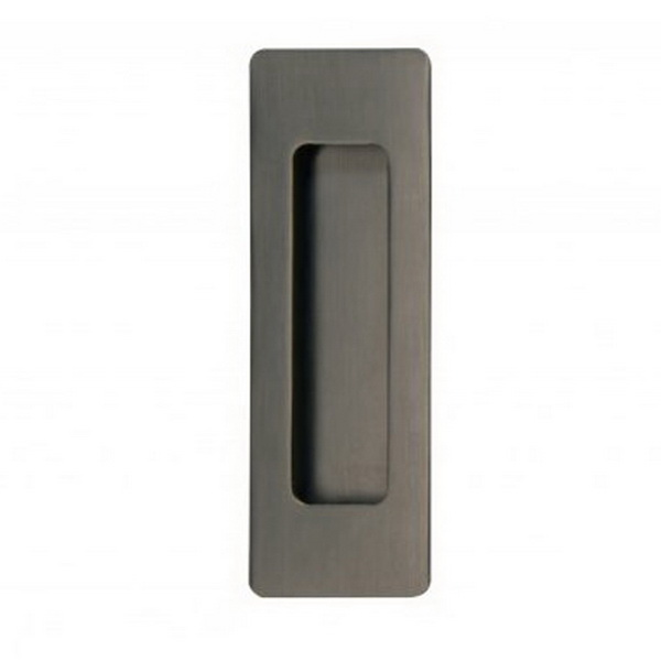 126 x 42mm Flushpull 96mm CRS Graphite Nickel
