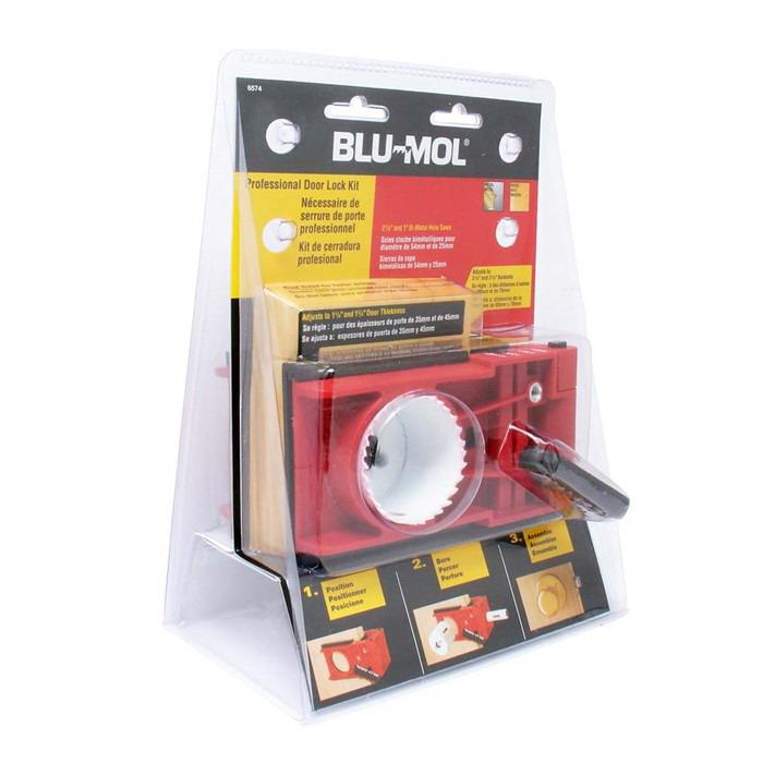 Bl6574 Door Lock Installation Kit