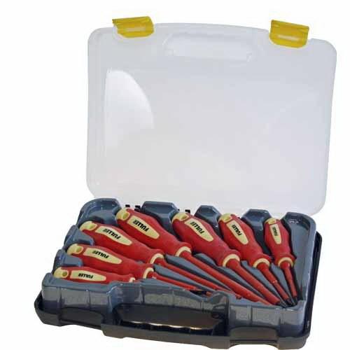 Professional 7-Piece Insulated Screwdriver Set